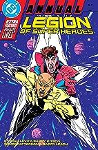 Legion of Super-Heroes (1984-1989) Annual #4
