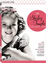 The Shirley Temple Collection: Volume 1 (Captain January / Curly Top / Heidi / Just Around the Corner / and more)
