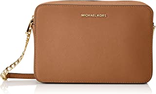 66182d51f0b9 Michael Kors Jet Set Item Large East West Cross-body