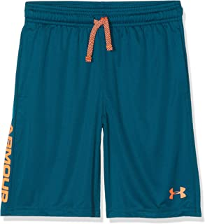 Under Armour Boys' Prototype Wordmark Short