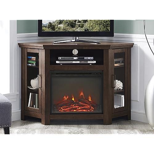 Strange Tv Stands With Fireplaces Amazon Com Interior Design Ideas Philsoteloinfo