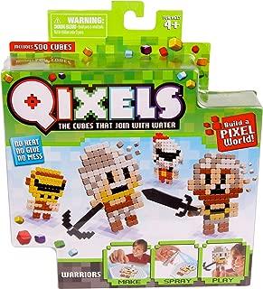 [Qixels]Qixels Theme Refill Pack Warriors 87003 [並行輸入品]