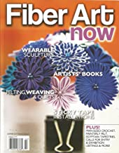 Fiber Art Now Magazine (Summer 2014, Volume 3 Issue 4)