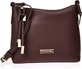 Michael Kors Womens Crossbody Bag, Barolo - 32F9GNDC3L