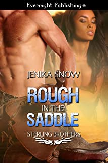 Rough in the Saddle (The Sterling Brothers Book 1)