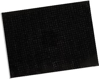Rolyan Splinting Material Sheet, Aquaplast ProDrape-T, Charcoal Grey, 1/16