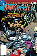 L.E.G.I.O.N. (1989-1994): Annual #4 (LEGION (1989-1994))