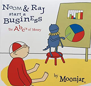 Moonjar MoonjarNoom & Raj Start A Business The Abc's of Money to go Moneyboxes