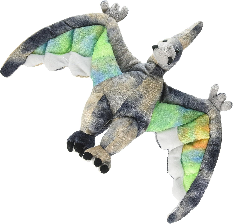 Fiesta Toys Exotic Dinosaur Plush-15  Ptepinkur Animal