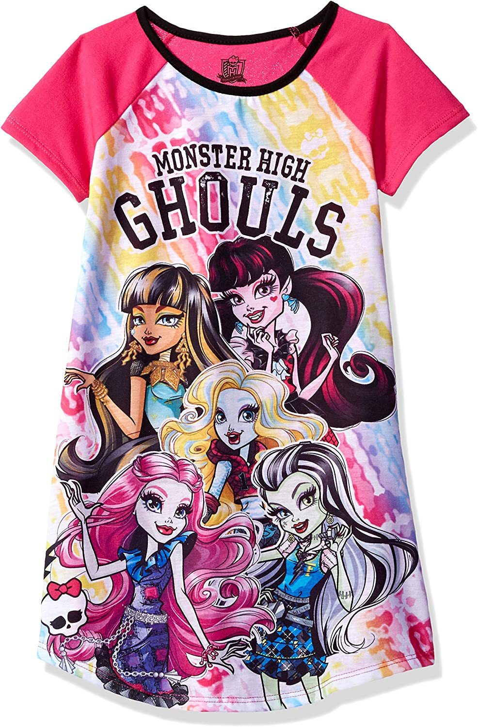 Monster High Limited time cheap sale Direct store Girls' Big Dorm Ghouls