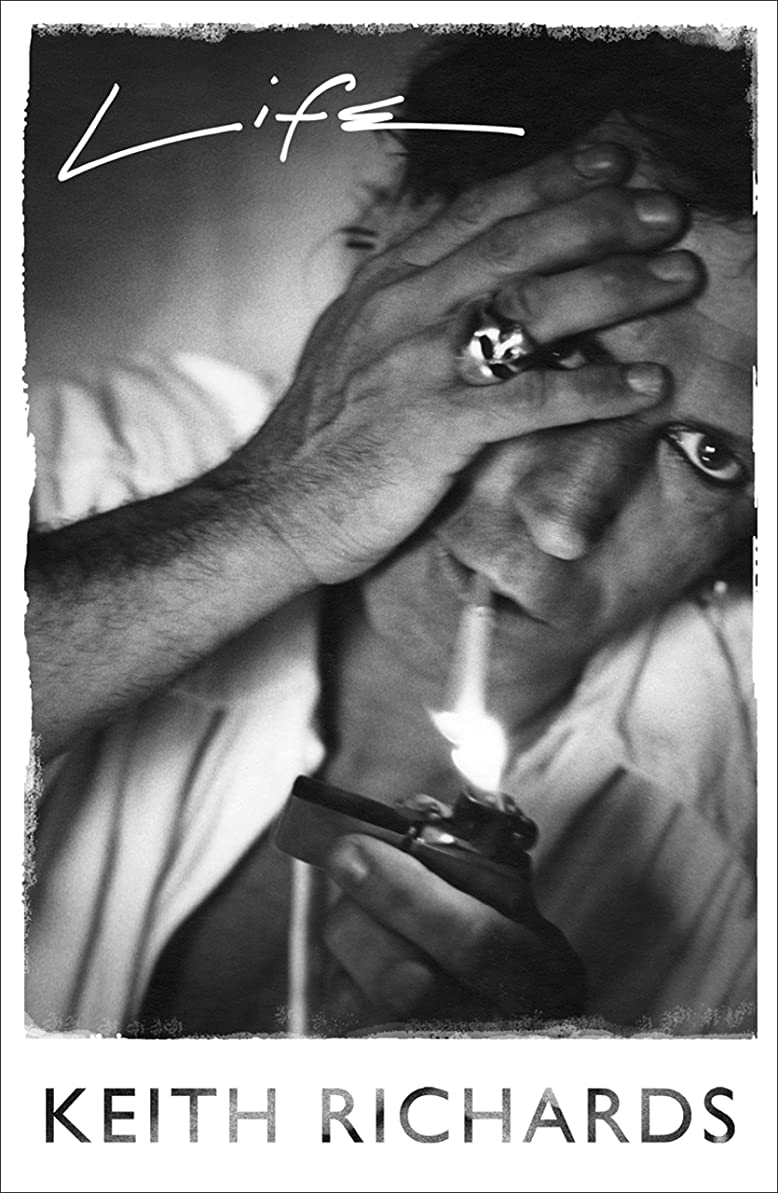 悔い改め計画爵Life: Keith Richards (English Edition)