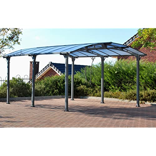 Gut bekannt Carport Metall: Amazon.de QY49