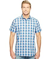 Robert Graham - Greenfield Short Sleeve Woven Shirt