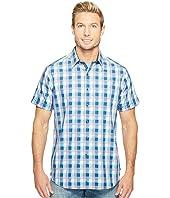 Robert Graham - Greenfield Short Sleeve Woven Shirt