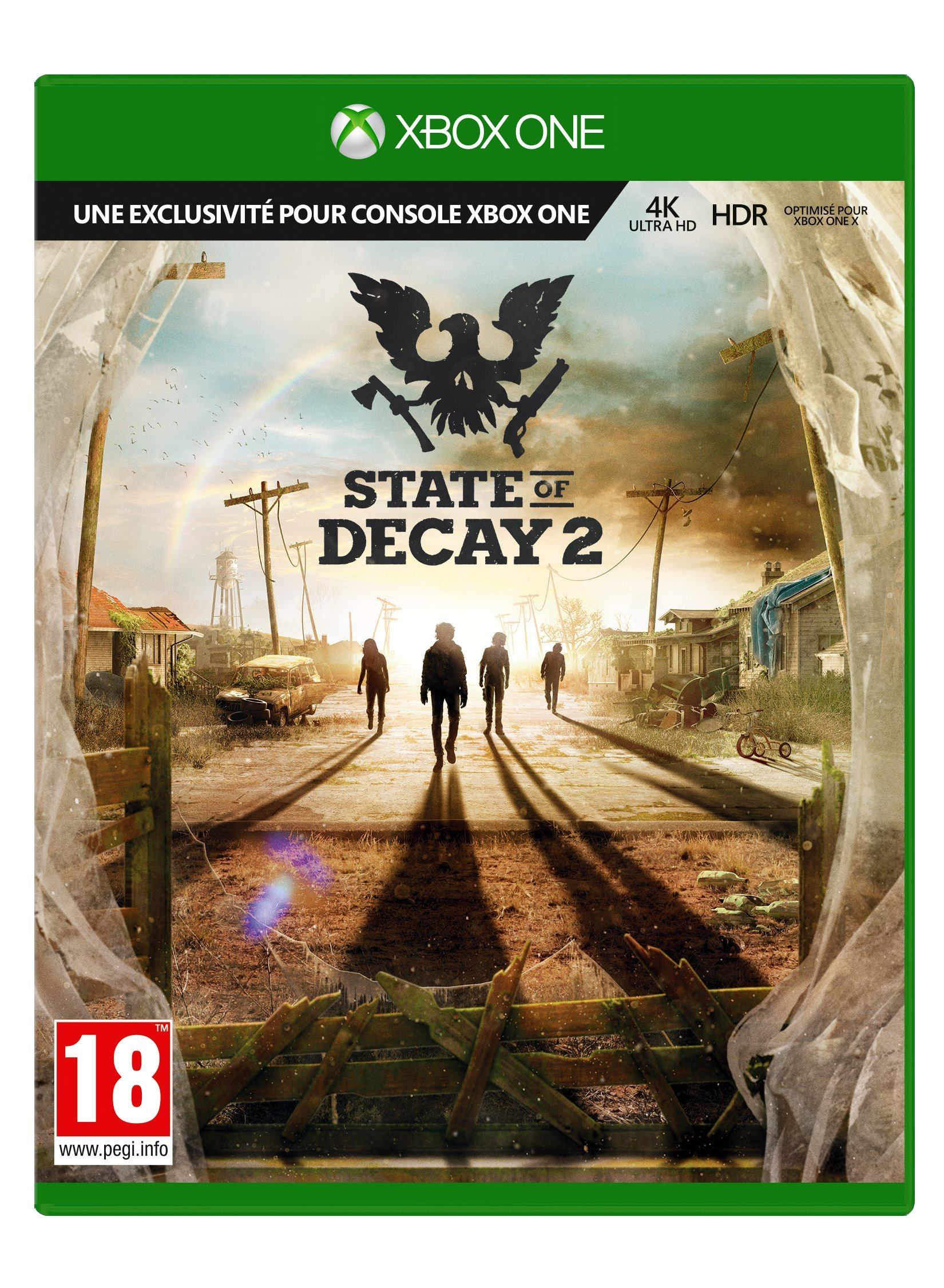 State of Decay 2 - Standard Edition [Importación francesa]: Amazon ...