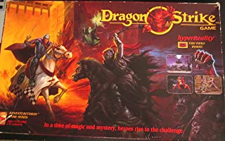 Dragon Strike Board Game from the Makers of Dungeons & Dragons