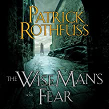 The Wise Man's Fear: Kingkiller Chronicle, Book 2
