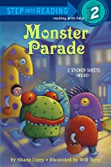 Monster Parade: Step Into Reading 2 Paperback