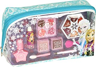 Disney Frozen-9341110 Frozen neceser con maquillaje, 20.6 x