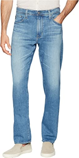 Ives Athletic Fit Jeans in Bellweather