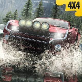 4x4 Extreme Offroad Racing Legend Ultra Rally Simulator Driving Games