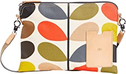 Orla Kiely - Matt Laminated Classic Multi Stem Travel Pouch
