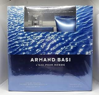 Armand Basi Leau Pour Homme Eau de Toilette 125 ml + Shower Gel 100 ml