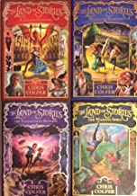 The Land of Stories by Chris Colfer Hardcover Series Set Books 1-4