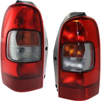 Amazon Com Tail Light Circuit Board For Chevrolet Venture 97 05 Right Automotive