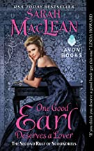 One Good Earl Deserves a Lover: The Second Rule of Scoundrels (Rules of Scoundrels Book 2)