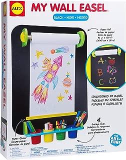 ALEX Toys Artist Studio My Wall Easel Black