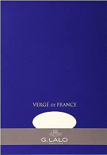 G. Lalo Verge De France Paper Pad, A4, 100g - White, 50 Sheets