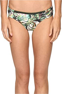 Coastal Palms Side Sash Hipster Bottom