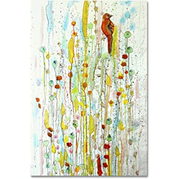 """Pause by Sylvie Demers Wall Hanging, 16"""" x 24"""" Canvas Wall Art"""