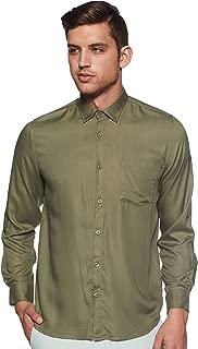 Ruggers Men's Solid Regular fit Casual Shirt