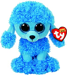 Ty Beanie Boos Mandy - Poodle Blue med
