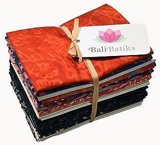 BaliBatiks Fat Quarter Bundles 20 Fat Quarters CC208