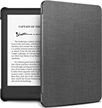 INFILAND Kindle 10th Gen 2019 Case, Shell Case Cover Auto Wake/Sleep Compatible with All-New Kindle 10th Generation 2019 Release Only, Gray