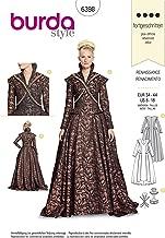burda shift dress
