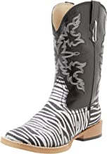 zebra boots for sale