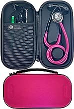 Pod Technical Classicpod Micro Stethoscope Case for Littmann Classic Stethoscopes - Raspberry