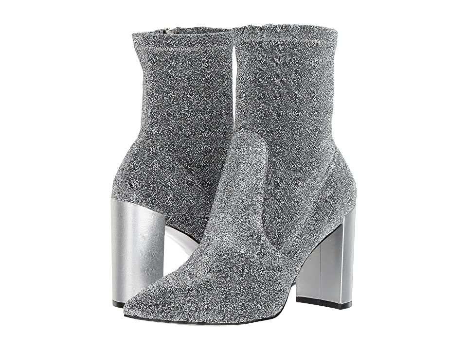 Chinese Laundry Raine Boot (Silver Knit) Women