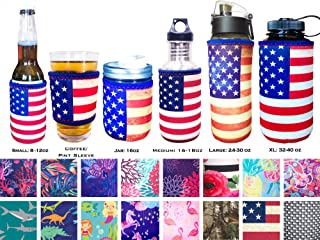 Best neoprene thermos cover Reviews