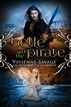 Belle and the Pirate: An Adult Fairytale Romance (Once Upon a Spell Book 4)