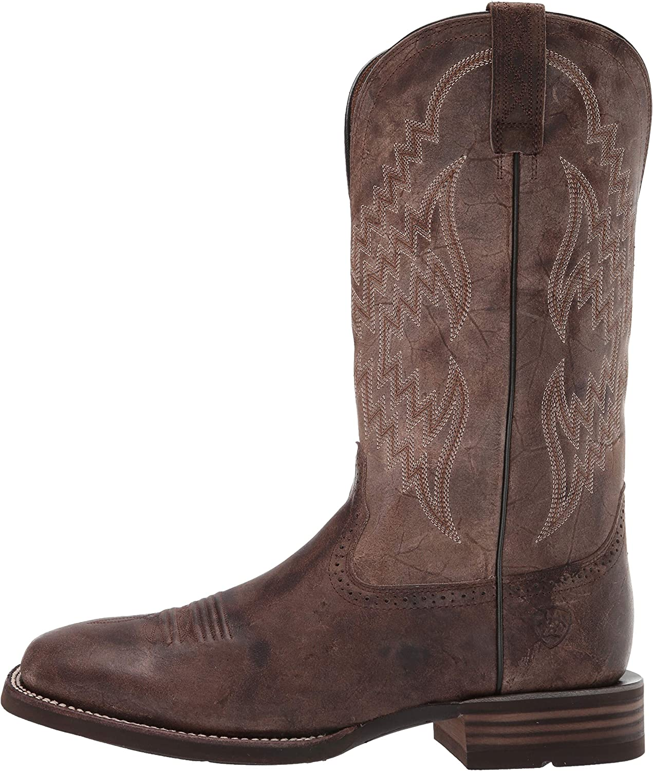 ARIAT Mens Tycoon Western Boot