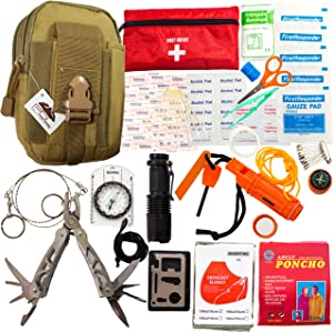 Emergency Survival Kit-First Aid Kit