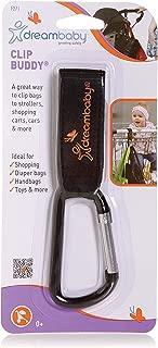Dreambaby Stroller Hook Clip, Buddy Carabineer