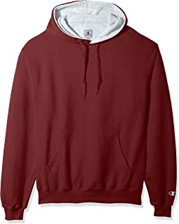 Champion Mens OS171 Cotton Max Pullover Hoodie Hooded Sweatshirt