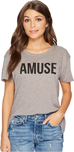 Amuse Society - Iconic Tee