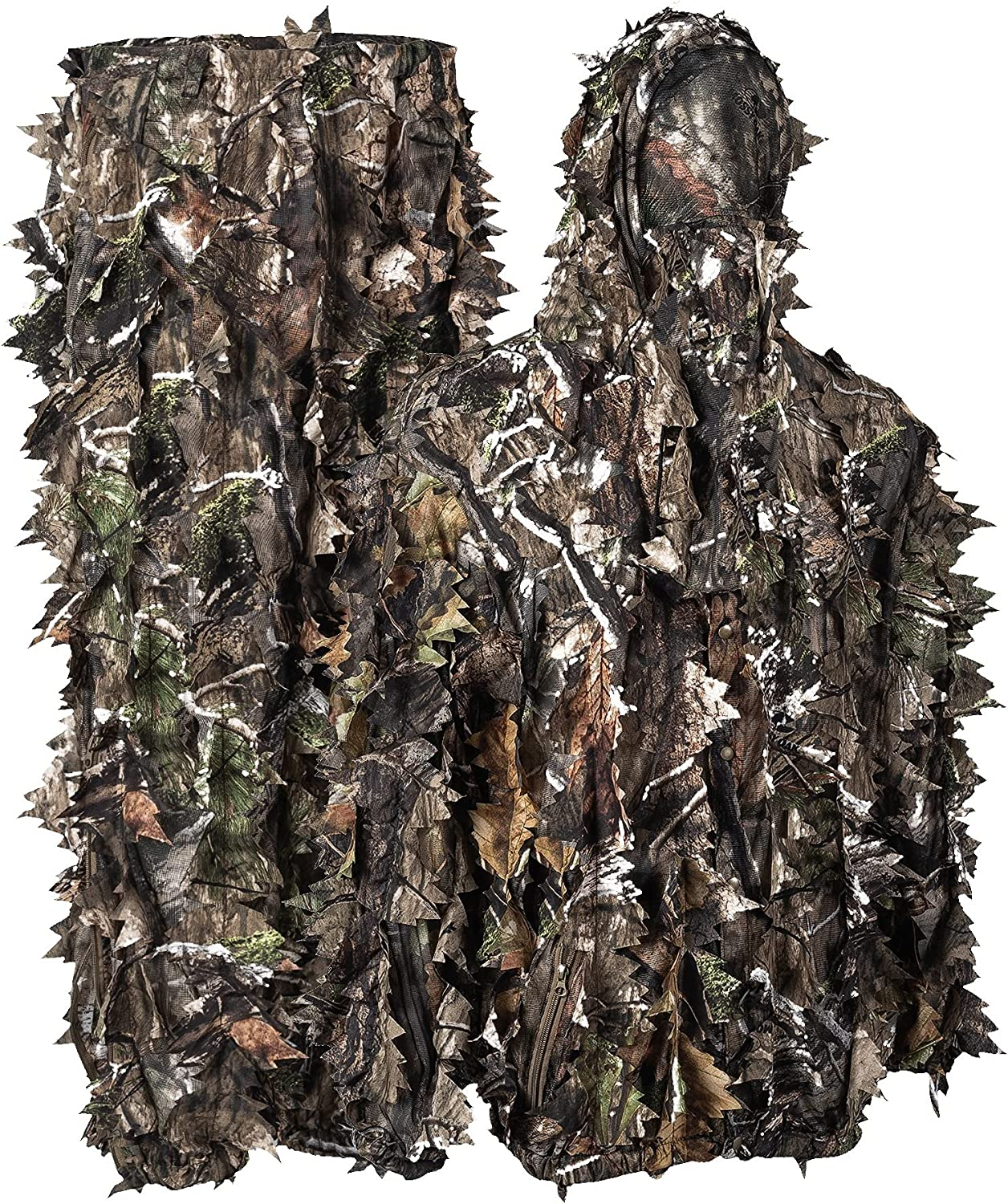 Titan 3D Leafy Suit 2021 Inventory cleanup selling sale Mossy Oak Country DNA 3X Pattern 2X